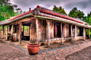 Traditional Okinawan Home