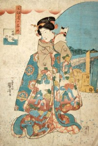 Cats in Japan have a Long Loved History