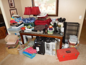 Pile of Possessions