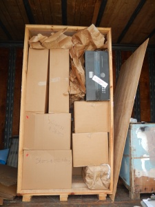 Our Express Shipment Crated