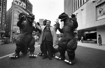 Not 1, Not 2, But THREE Godzilla!