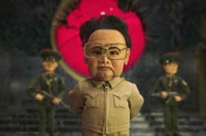 I'm Convinced that Kim Jong Il is behind the AFN Commercials