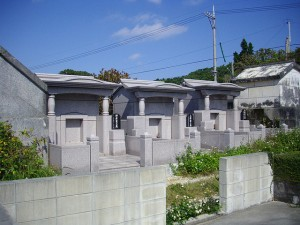 More Modern Okinawan Tomb Equivalents