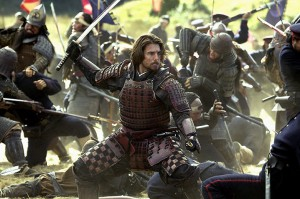 Tom Cruise Makes an Odd Yet Alluring Samurai.  Maybe the Last One....