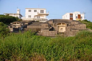 Traditional Okinawan Family Tombs