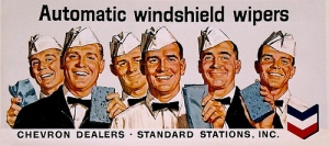 The American Vehicular Hello:  Windshield Wipers