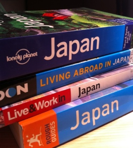 "Where's the Book on ""Packing for Japan""!"