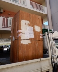 Our Crated Goods in Japan