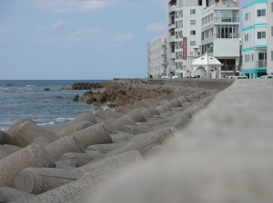 Old Sunabe Seawall