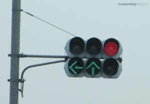 Confusing Traffic Lights