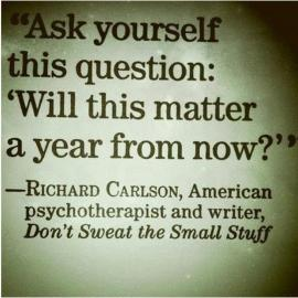 dont-sweat-the-small-stuff