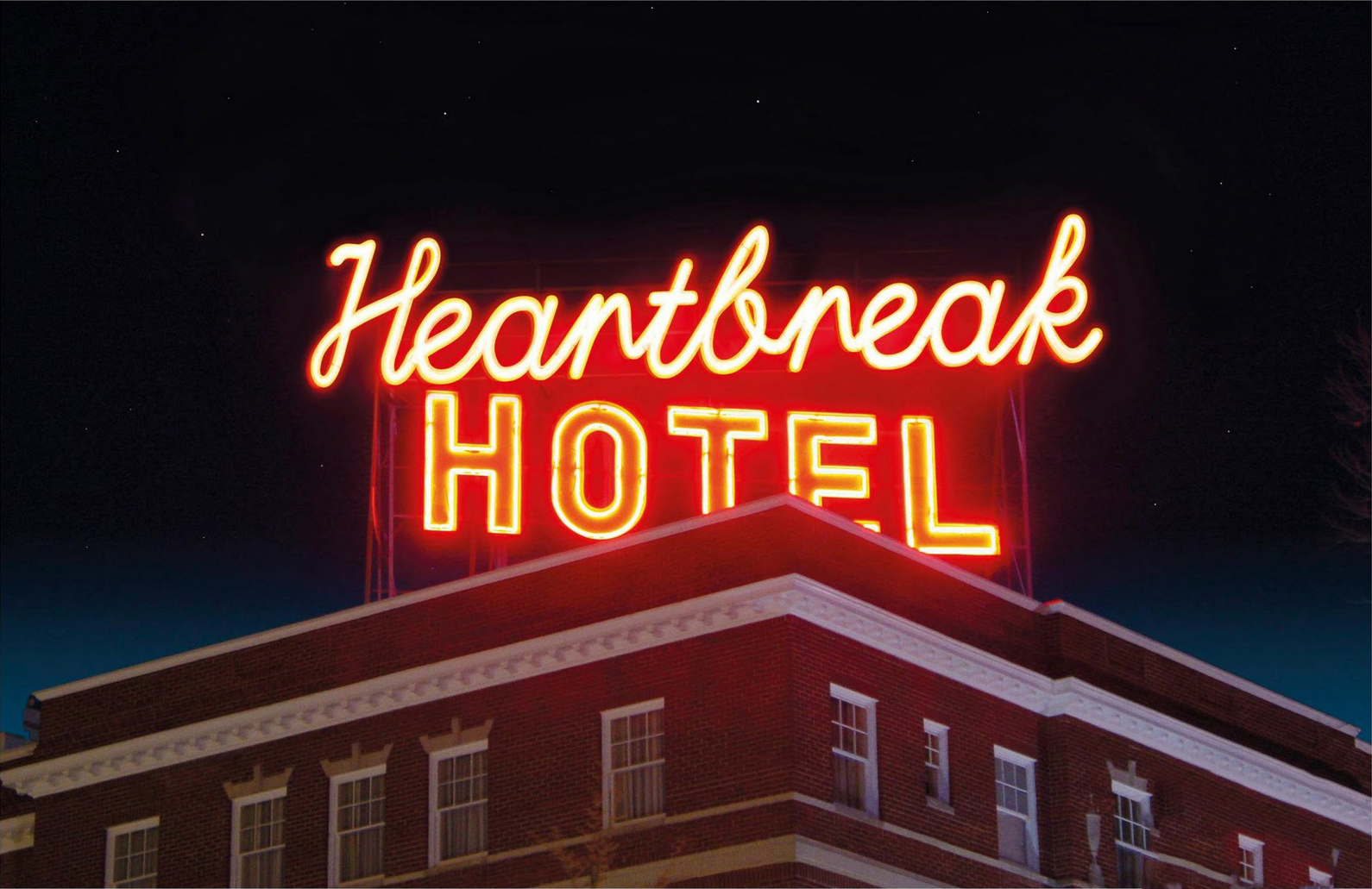 heartbreak hotel Too often this elvis presley-focused prequel to million dollar quartet homes in on material that might have been cut from that earlier show but on the plus side, it infuses the story with much that was omitted from quartet.