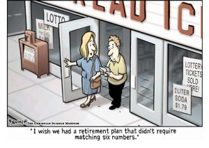 A Typical Approach to Retirement Planning