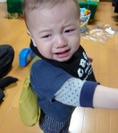 Unhappy Mochi Carrier
