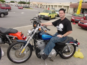 My FIRST Bike, which I never rode....