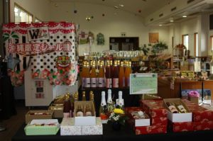 "The Itoman Farm ""Gift Shop,"" full of Liquid Holiday Cheer!"