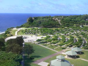 Peace Prayer Park, Okinawa's Memorial to WWII