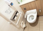 Japan 2014, bathrooms, spacious, clean, and well-equipped
