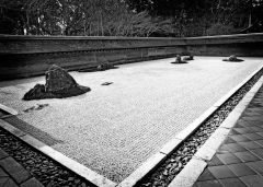 Ryoanji Temple's World-Infamous Rock Garden