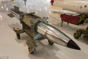 "The B-61 ""Silver Bullet"" Nuclear Bomb"