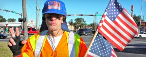 "Randy, Pensacola's ""Running Man"" is clearly an inspiration!"