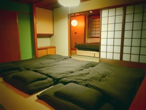 Tatami Sleeping Arrangements