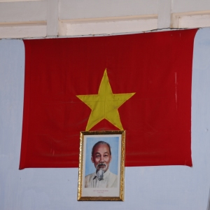 The Vietnamese George Washington, a national and highly revered hero