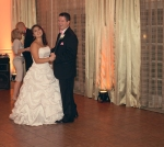 Naomi's Wedding 2014, first dance with my now married daughter