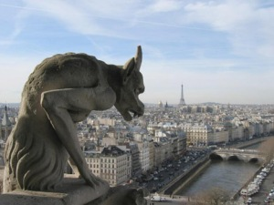 Distant Cousins - Gothic Gargoyles of Europe