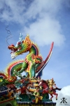 Ishigaki Vacation 2014, Toujin Grave, beautiful Chinese dragon and characters 2 WM