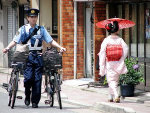 Bicycle theft takes up more man-hours than traffic stops.