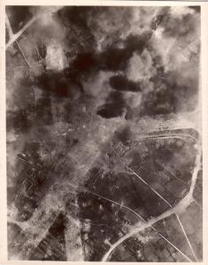 Attacks on the Japanese airfield at Ishigaki-jima.