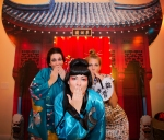"""Geisha Girls from our """"Sayonara"""" going-away party last year"""