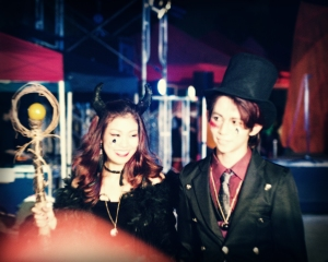 Halloween 2014, Mihama Costume Contest, devilish