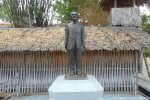 Statue of Nagase in Thailand