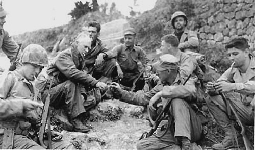 Traces of War: The Demise of Ernie Pyle | Far East Fling