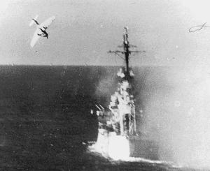 Kamikaze attacks were surprising, vicious, and very hard to defeat.