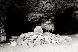 Alter in the Cave of 1000 People