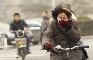 The Cold, or Pollution?