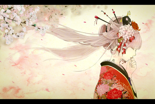 cherry blossoms budding beliefs of traditional japan