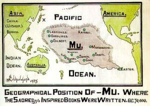Never heard of the Continent of Mu until going to Yonaguni