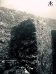 Yonaguni Japan 2015, Scuba Diving, Monument, titan step WM