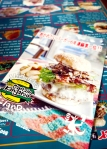 Okinawa Mar 2015, Captain Kangaroo, menu masterpieces