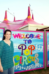 Okinawa POP Circus 2015, Jody welcome to POP Circus