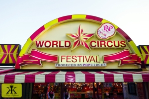 Okinawa POP Circus 2015, world circus festival WM
