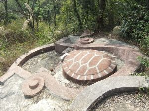 Smaller, More Literal Turtle Tombs in  China