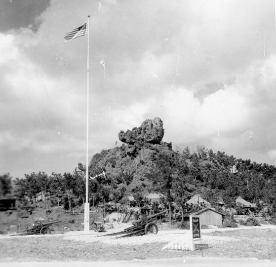 Surrender Site ~1946
