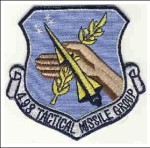 498th TMG Patch