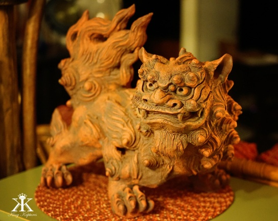 Okinawa Shisa 2015, Shisa purchase intimidation WM