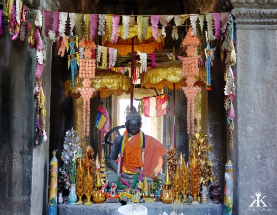 The Temple's Inner Sanctum